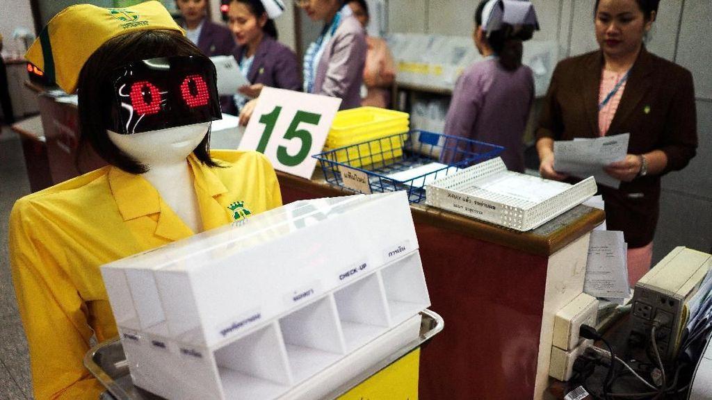 Siap-siap! 23 Juta Pekerjaan di RI Bakal Digantikan Robot