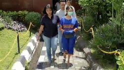 Di Tahanan, Vanessa Angel Titip Pesan untuk Teman hingga Fans