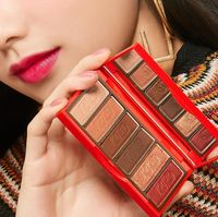 Terinspirasi dari Kit Kat, Produk Kecantikan Korea Ini Bikin Eyeshadow Kit Kat