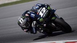 Vinales Tercepat di Hari Kedua Tes MotoGP Sepang