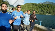 Foto: Aneka Destinasi Wisata Cantik, Tempat Jogging Sandiaga Uno