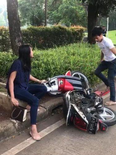 Ironi Adi Saputra: Motor Hasil Susah Payah Hancur Dilahap Amarah