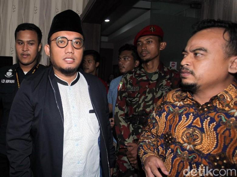 Polisi Ungkap Potensi Teror di Aksi 22 Mei, BPN: Narasi Teroris Politik