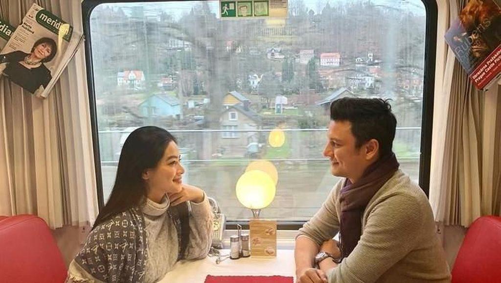 Mana Pasangan Selebriti Indonesia yang Paling Romantis Kalau Lagi Makan?