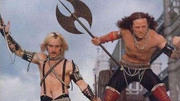 Kumpulan Foto Band Metal yang Bikin Ngakak