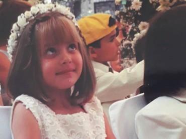 Siapa yang ingat telenovela Carita de Angel di tahun 2000-an? Ya, ini pemeran utamanya, Daniela Aedo yang memerankan Dulce Maria. (Foto: Instagram/danaedo)