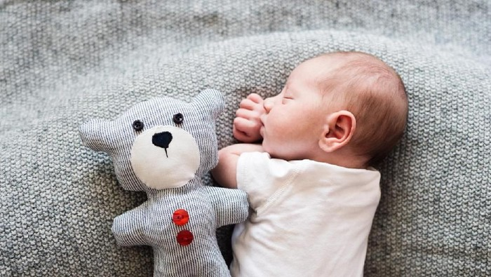 Ilustrasi bayi/ Foto: iStock