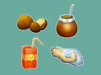 8 Emoji Bertema Makanan Akan Hadir di Tahun Ini