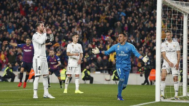 Prediksi Real Madrid vs Barcelona di Copa del Rey