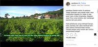 Mampir di Magetan, Sandiaga Uno Keliling Kebun Kubis, Kentang hingga Cabai