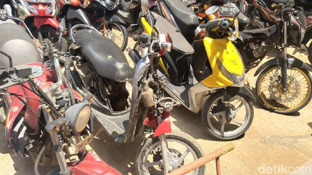 Kerusakan Scoopy Adi yang Butuh Jutaan Rupiah untuk Diperbaiki