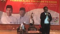 Deklarasi Relawan, Djarot Beberkan Program Prorakyat Jokowi