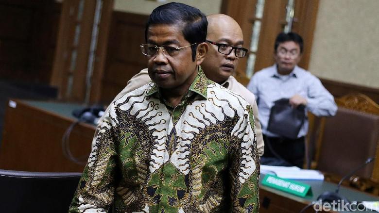 Cerita Idrus Marham Banyak Ingin Kudeta Novanto dari Ketum Golkar
