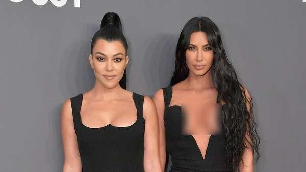 Hadiri amfAR, Kim Kardashian Nyaris Tunjukan Bagian Sensitifnya