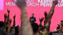 Jokowi Jelaskan Alasan Sempat Tak Pernah Hadiri Perayaan Imlek