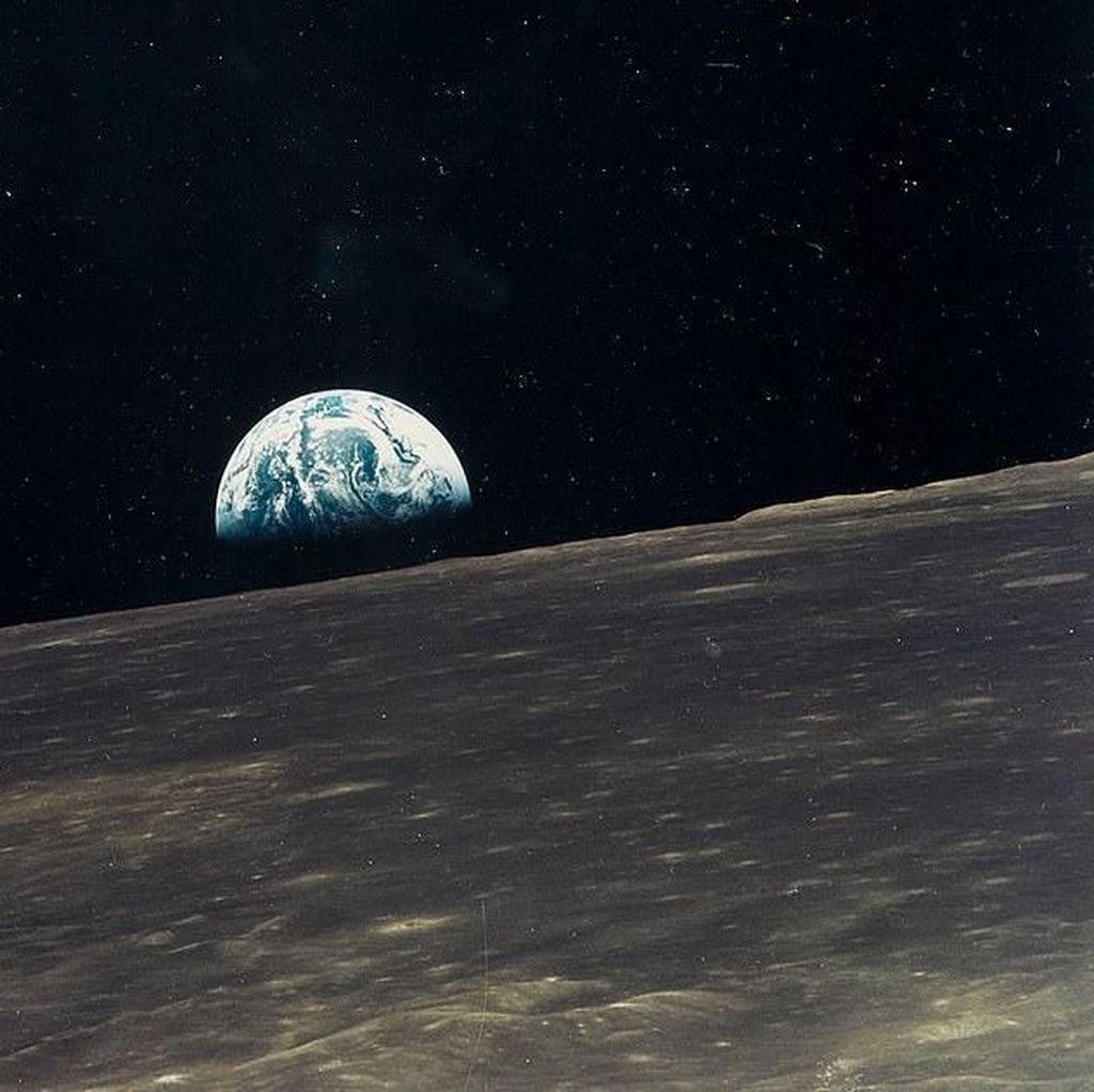 Tahun Ini NASA Mau Mendarat di Bulan