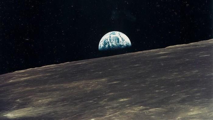 Ilustrasi. (Foto: NASA)