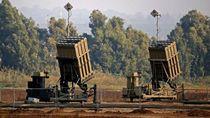 Balas Serangan Roket, Israel Gempur Posisi Hamas di Gaza