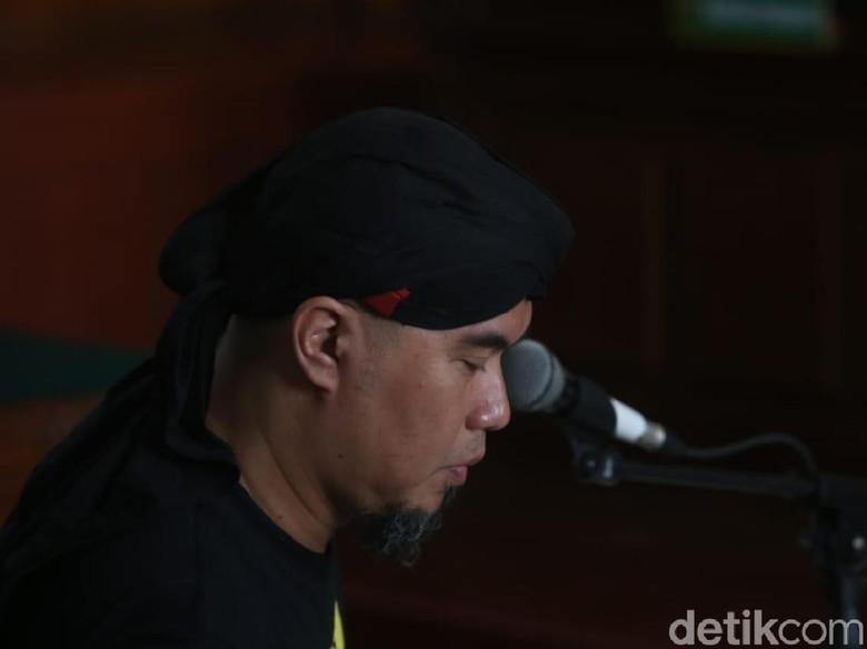 Dipindahkan ke Rutan Medaeng, Ahmad Dhani: Ini Ketetapan Tak Lazim!