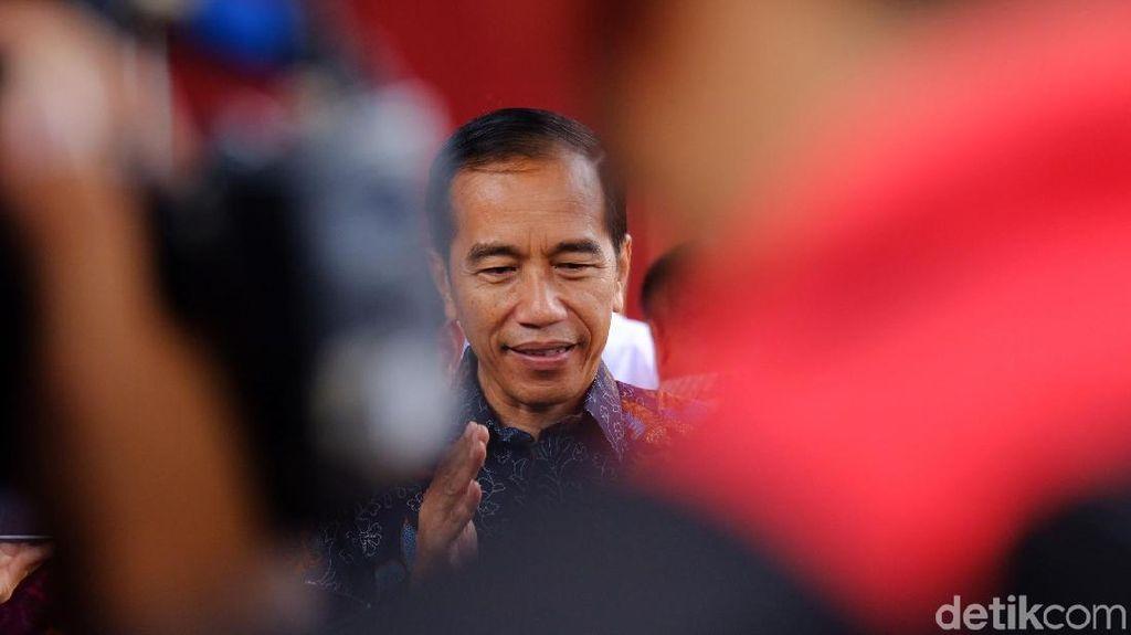 Jokowi Pamer Bagi-bagi Lahan ke Petani hingga Nelayan