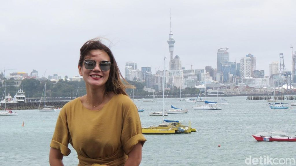 Aline Adita ke Selandia Baru: Cantik, Adventure, Unforgettable!