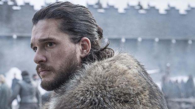 'Jon Snow' Buka Suara Soal Nasib 'Cersei' dan 'Daenerys'