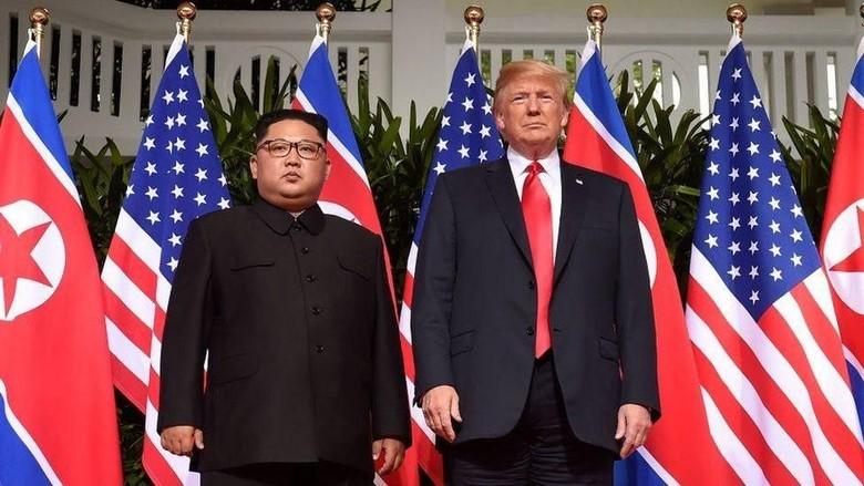 Gagal Mencapai Kesepakatan dengan Kim Jong-Un, Ini Kata Trump