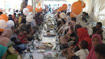 Maulid Akbar dan 1.000 Hidangan, Banda Aceh Tarik Perhatian Wisman