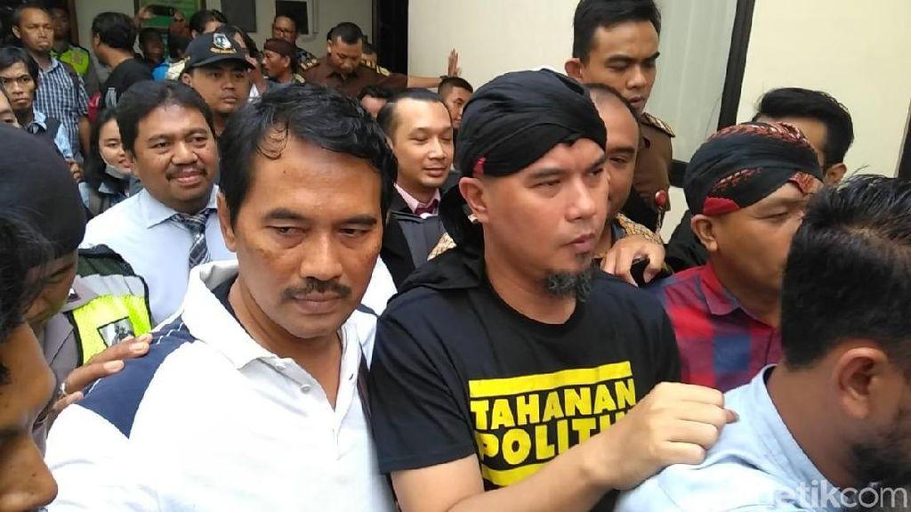 Pengacara Sebut Ahmad Dhani Huni Sel di Rutan Madaeng Surabaya
