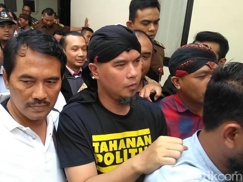 Pengadilan Tinggi Jakarta Jelaskan Penahanan 30 Hari Ahmad Dhani