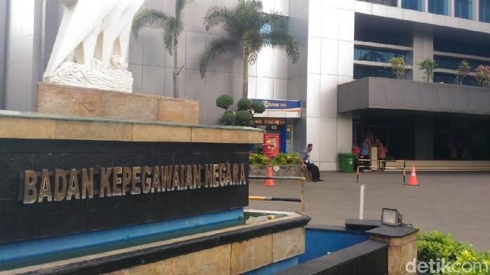Kantor Badan Kepegawaian Negara (BKN)