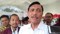 Harga BBM Turun Jelang Pilpres, Luhut: Bukan Langkah Politis