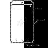 Sketsa dari desain ponsel generasi terbaru dari Essential Phone.