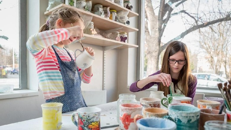 Cara memaksimalkan bakat anak/ Foto: iStock