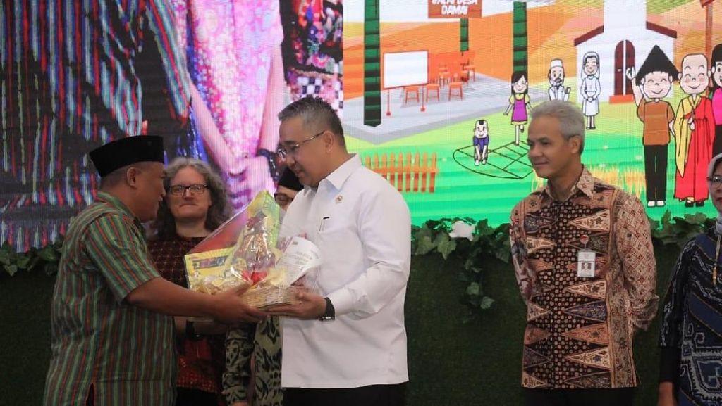 Mendes: Indonesia Bisa Jadi Negara Maju Jika Jaga Perdamaian