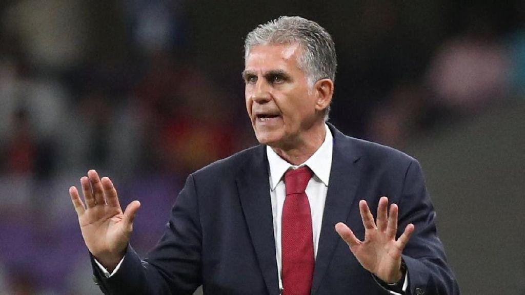 Eks Pelatih Real Madrid dan Portugal Tangani Kolombia