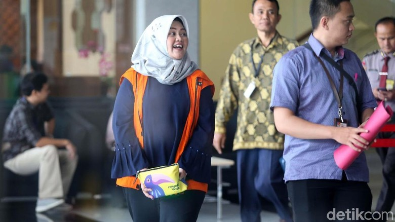 Jaksa KPK Juga Tuntut Bupati Neneng Dicabut Hak Politik 5 Tahun