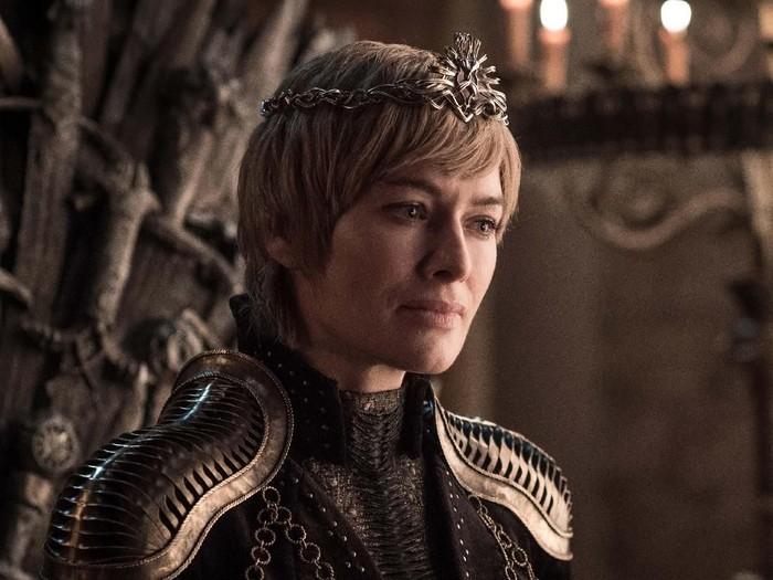 Lena Headey sebagai Cersei Lannister di Game of Thrones. Foto: Dok. HBO