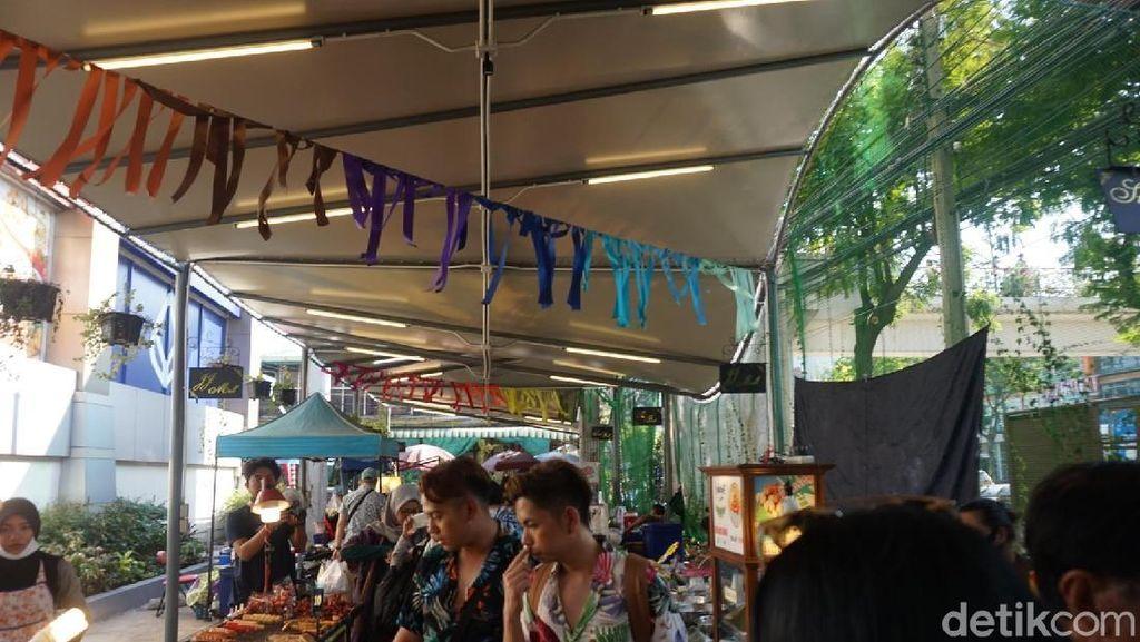 Foto: Belanja Serba Murah Meriah di Ibukota Thailand