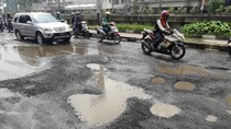 Pemkot Bekasi Segera Perbaiki Jalan di Kalimalang yang Rusak Berat
