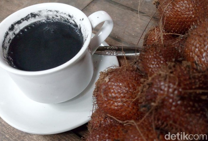 kopi biji salak yang ramah di lambung