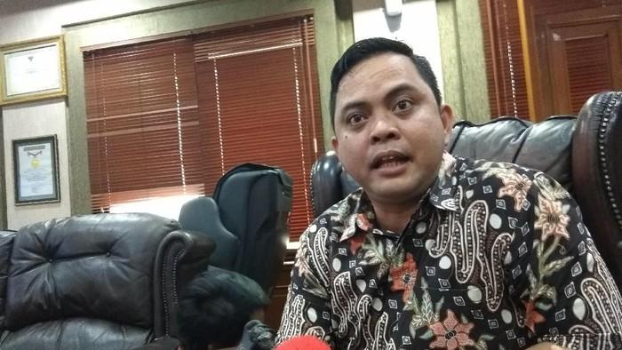 Komisioner KPU Viryan Aziz (Yulida Medistiara/detikcom)