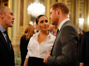 Ucapan Manis Pangeran Harry untuk Meghan Markle yang Ultah Ke-38