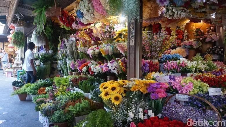 Pasar Chatuchak di Bangkok Thailand