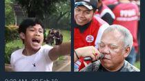 Saat Adi Saputra Jadi Meme Cukur Kumis Menteri Basuki
