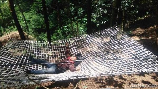 Traveler juga dapat menjumpai spot asyik untuk bersantai seperti ini (Rinto/detikTravel)