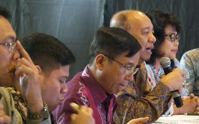 Acara kali ini merupakan pengantar sebelum perhelatan utama yaitu Seminar Nasional Kebangkitan BUMN Sektor Infrastruktur yang akan digelar pada 19 Februari 2019 mendatang. Istimewa