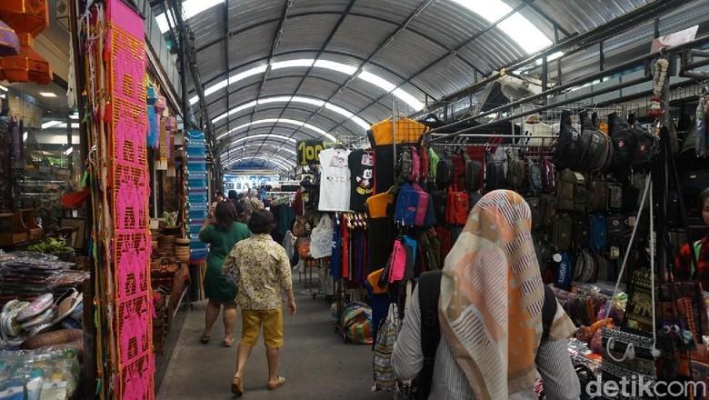 Pasar Chatuchak (Shinta/detikTravel)