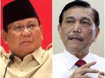 Sudah Kembali Beraktivitas, Akankah Prabowo Bertemu Luhut?