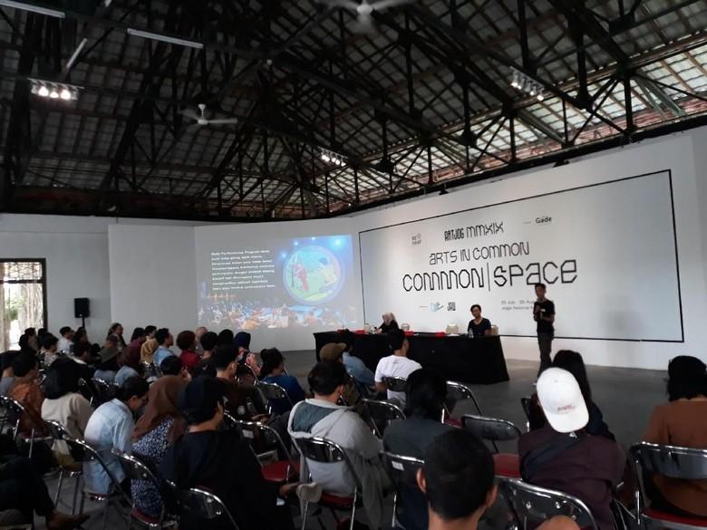 Kurator Anyar ARTJOG 2019 Ingin Ciptakan Ruang Baru untuk Kolaborasi